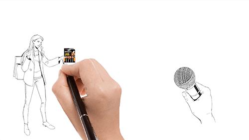 video scribing