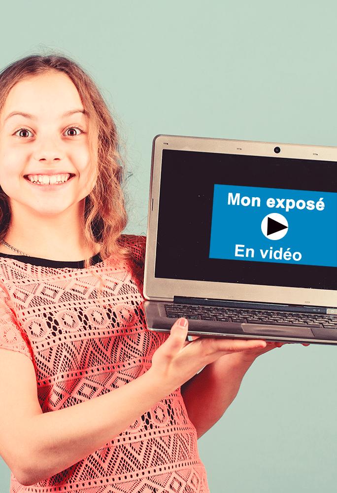 Comment réaliser son exposé avec une vidéo, comme une agence motion design professionnelle